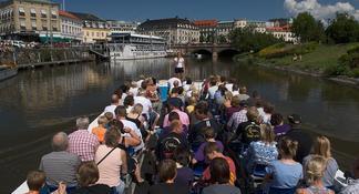 Gothenburg: 3-Hour Private Walking Tour