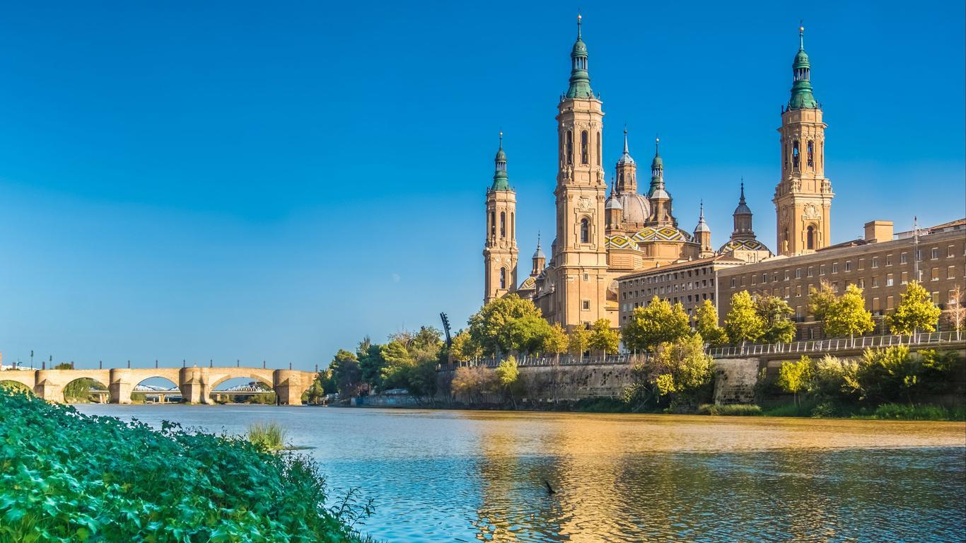 Zaragoza autoverhuur