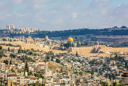 Ofertas de hotéis em Jerusalém