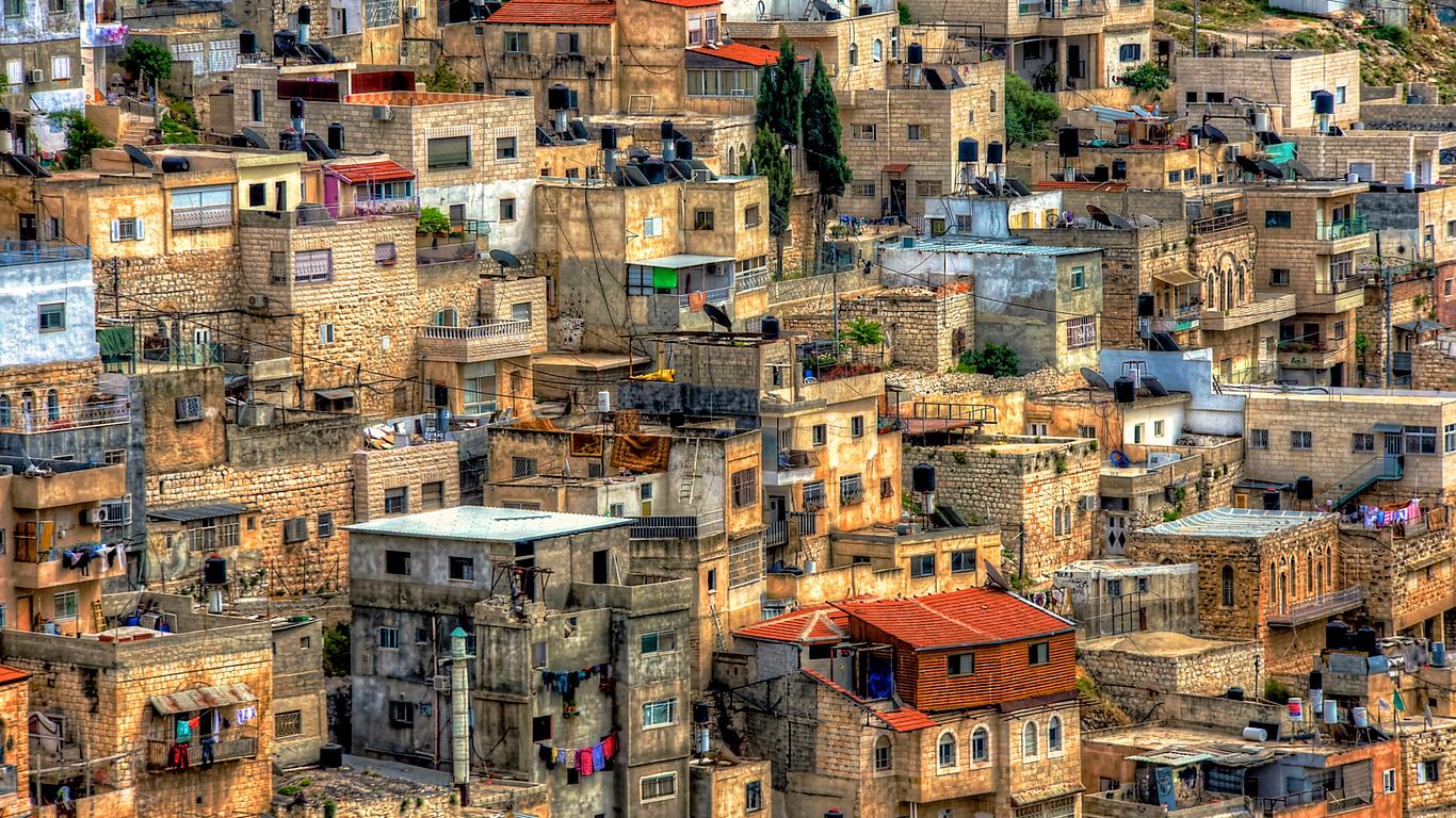 Leiebiler i Jerusalem