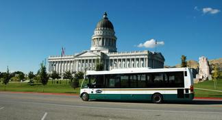 Salt Lake City Bus Tour with 30-minute Tabernacle Organ Recital