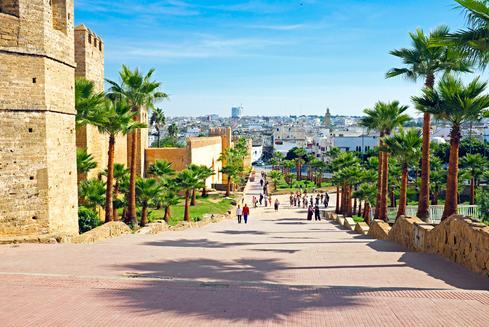 Oferty hoteli w: Rabat