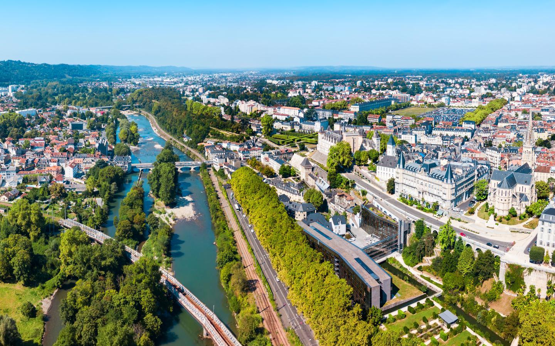 Hotels in Pau