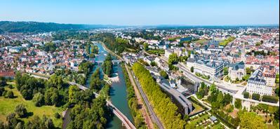 Ξενοδοχεία στην πόλη Pau