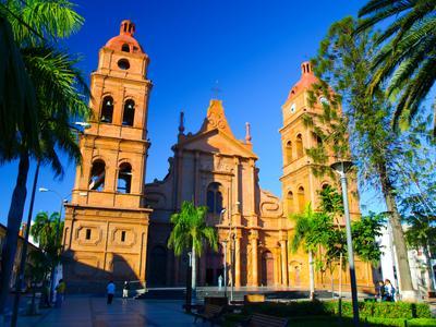 Ξενοδοχεία στην πόλη Santa Cruz de la Sierra
