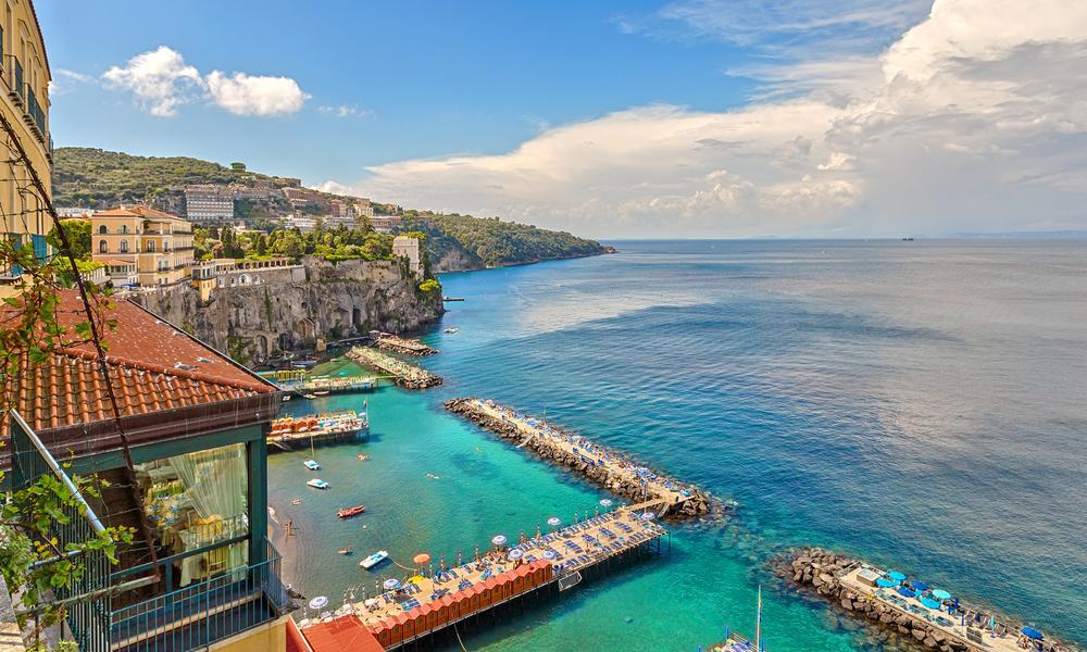 Sorrento Travel Guide Sorrento Tourism Kayak