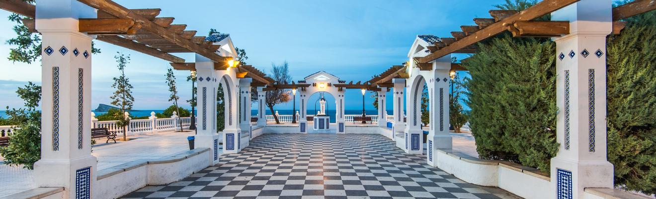 Ξενοδοχεία στην πόλη Μπενιντόρμ