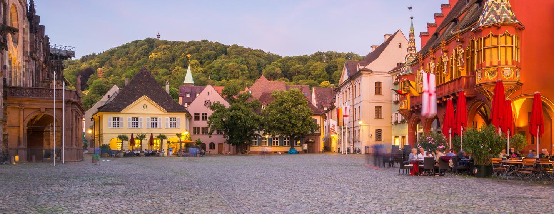 Ενοικιαζόμενα αυτοκίνητα - Freiburg