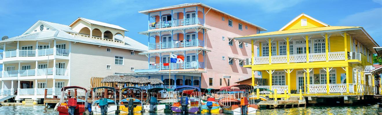Khách sạn ở Bocas del Toro