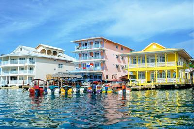 Bocas del Toro hoteles