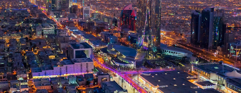 Alquiler de carros en Arabia Saudita