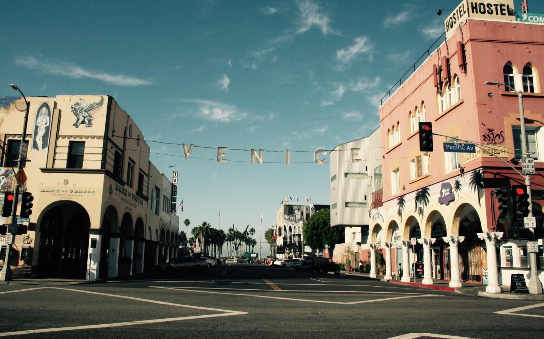Ξενοδοχεία στην πόλη Λος Άντζελες