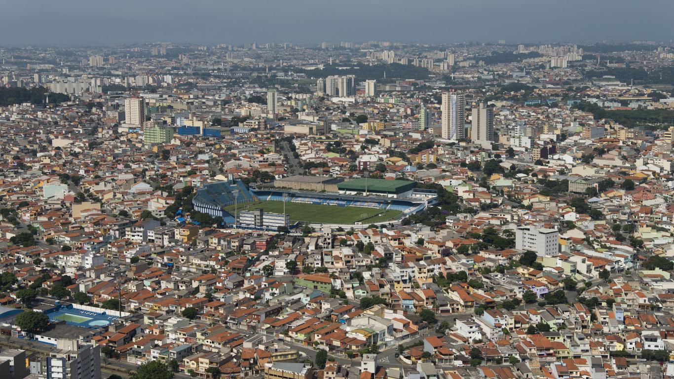 São Caetano do Sul autoverhuur