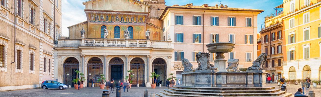 Ξενοδοχεία στην πόλη Ρώμη