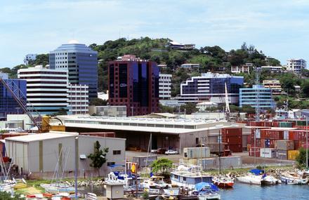 Port Moresby