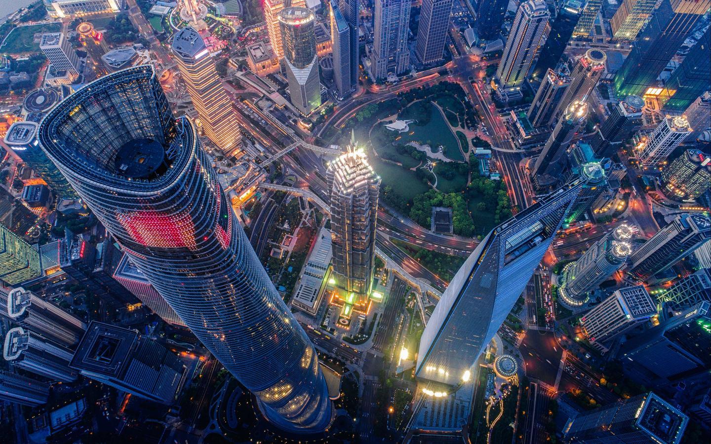 Shangai hoteles