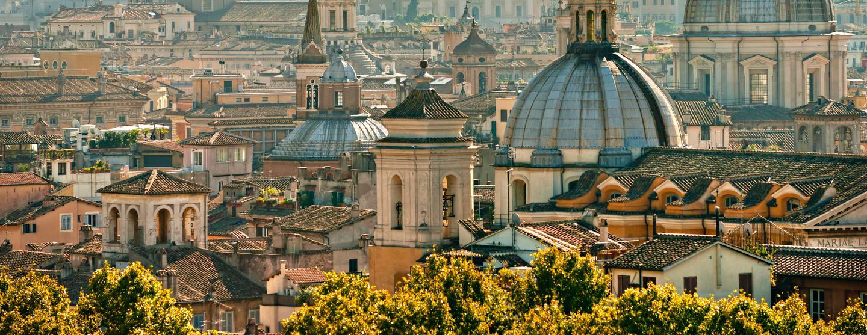 Hyrbilar i Rom