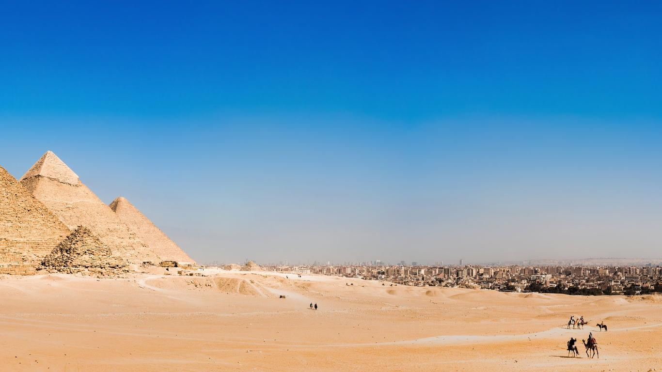 Renta de autos en El Cairo