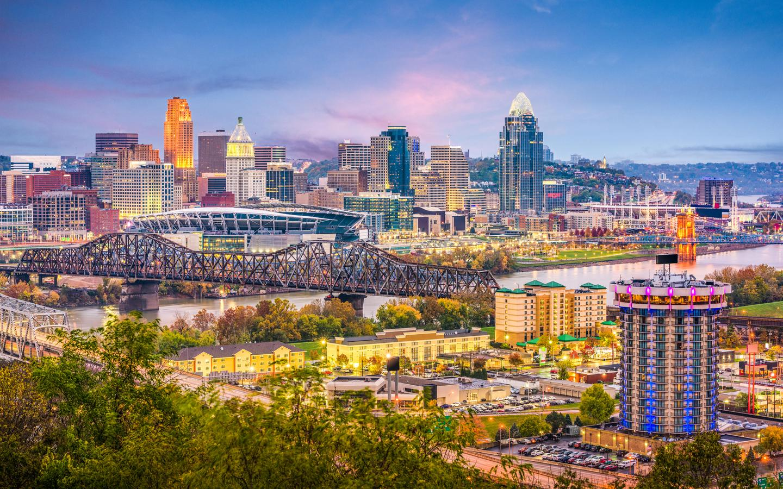 Cheap Flights From London To Cincinnati From 163 406 Kayak