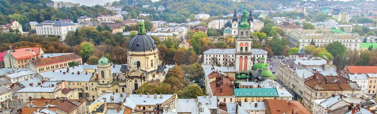 Ξενοδοχεία στην πόλη Lviv