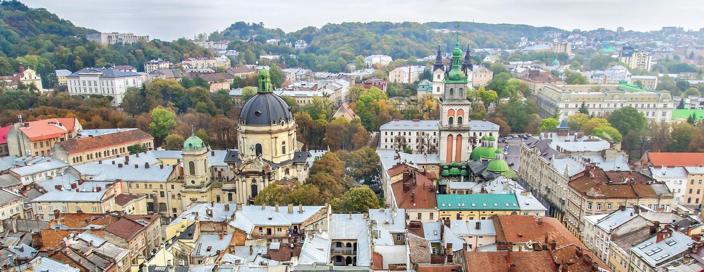 Lviv Luxury Hotels