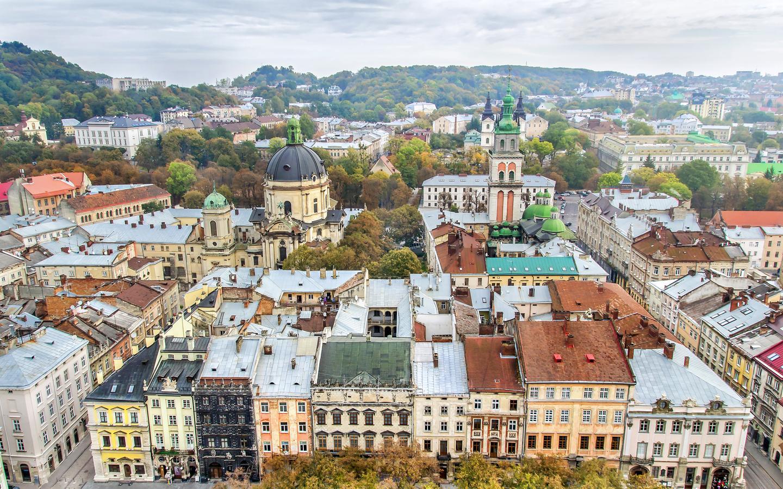 Hoteller i Lviv
