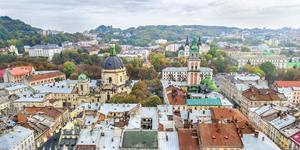 Biler i Lviv