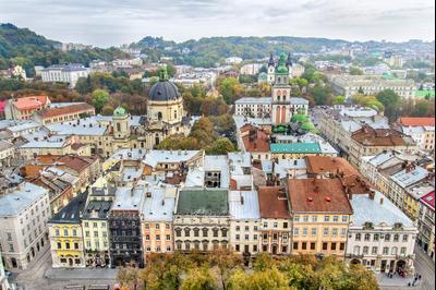 hotéis em Lviv