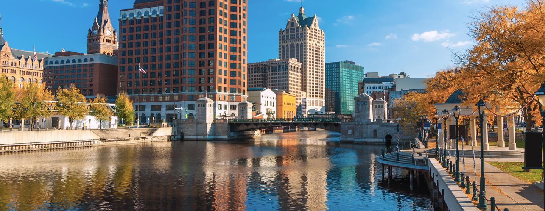 Khách sạn sang trọng ở Milwaukee