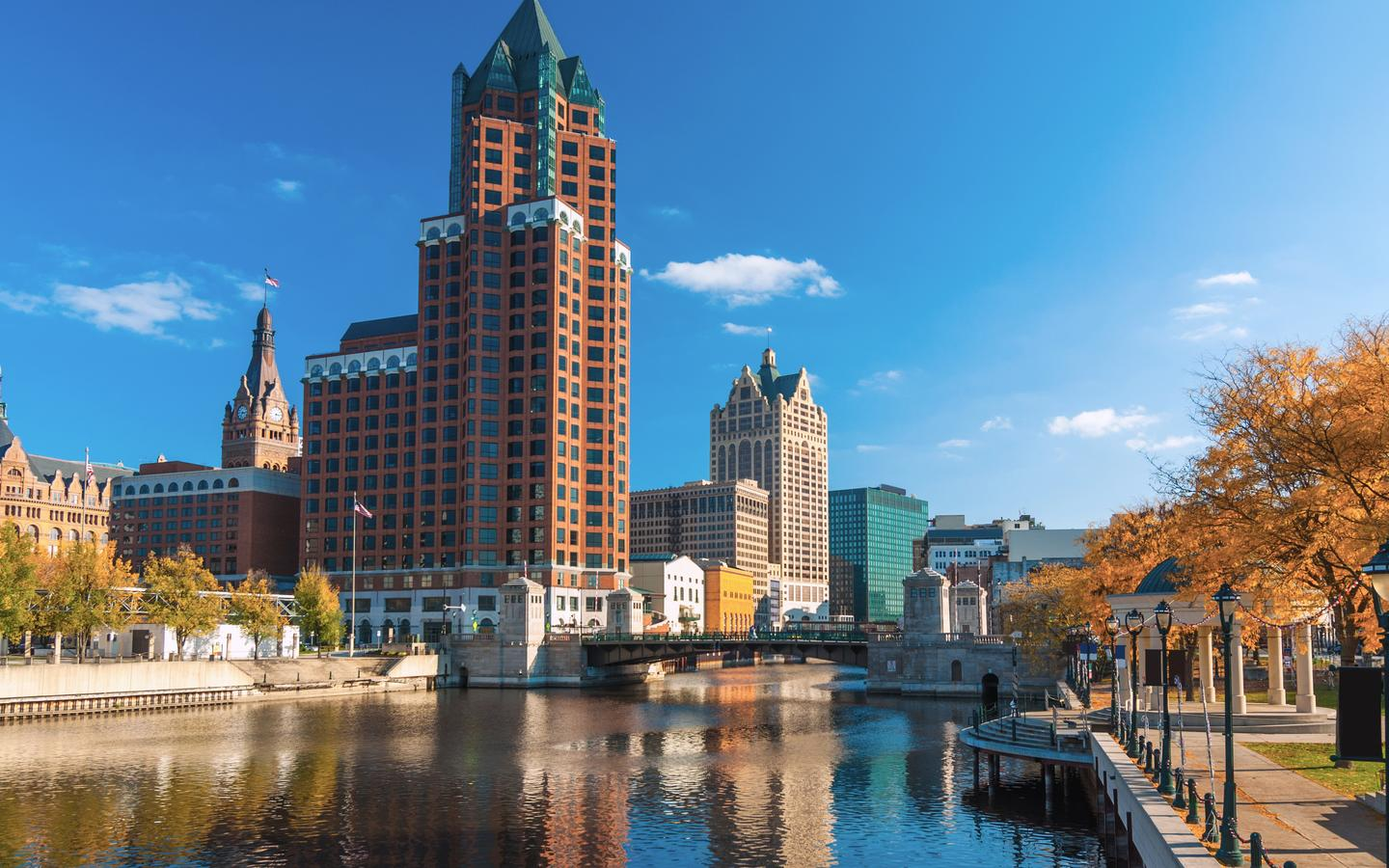 Hotels in Milwaukee