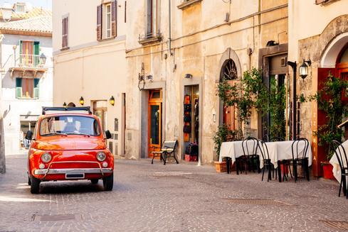 Ofertas de hotel en Roma
