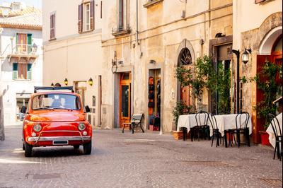 Roma otelleri