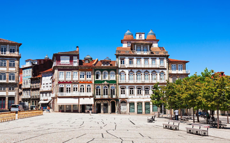 Khách sạn ở Guimarães