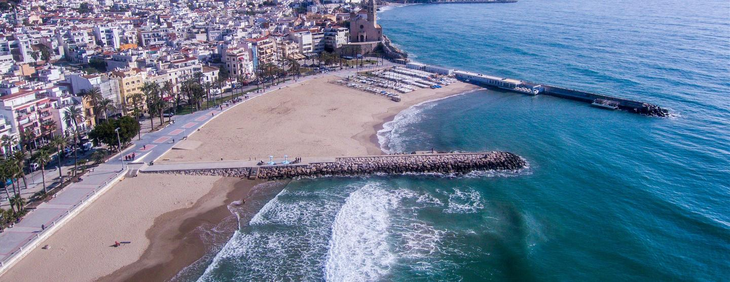 Sitges luxury hotels