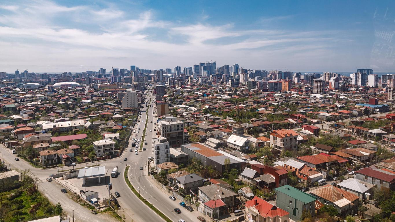 Batumi autonvuokraukset