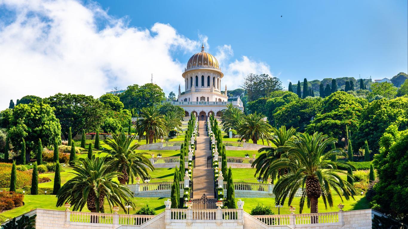 Mietwagen in Haifa