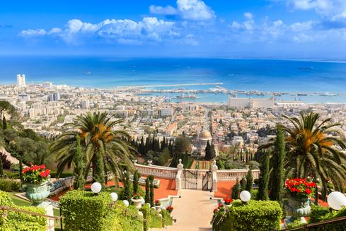 Deals for Hotels in Haifa