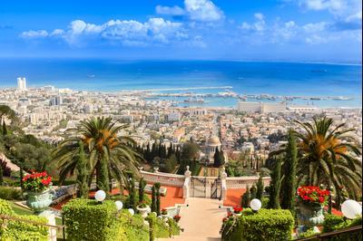 Ξενοδοχεία στην πόλη Χάιφα