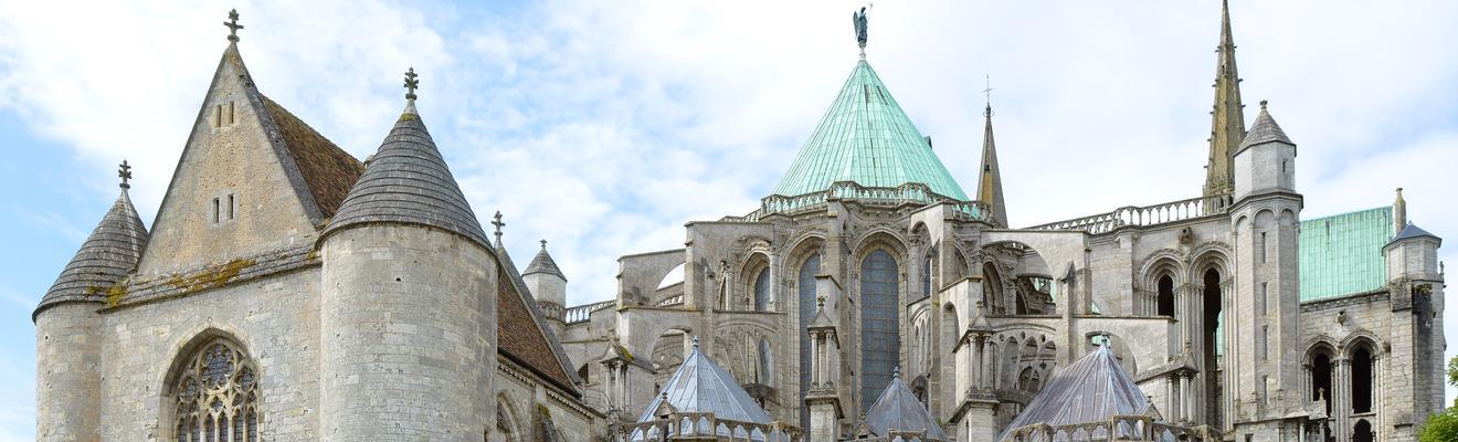 Ξενοδοχεία στην πόλη Chartres