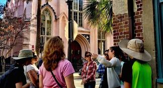Charleston's Old South Carriage Historic Tour