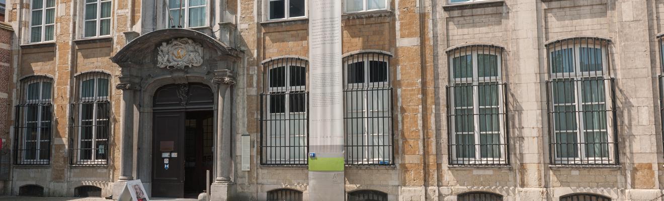 Ξενοδοχεία στην πόλη Αμβέρσα