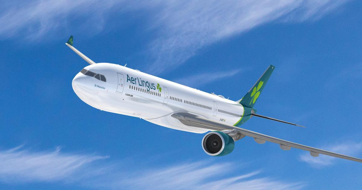 Aer Lingus (EI) - Flüge buchen & Infos zum Flugstatus - KAYAK