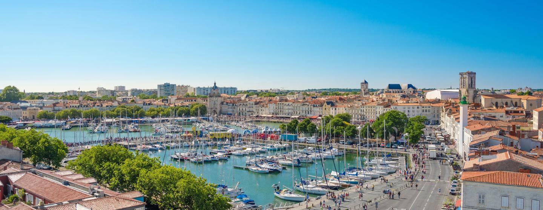 Autonvuokraukset La Rochelle Laleu lentokenttä