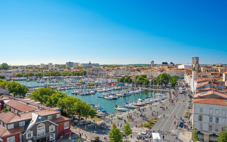 Khách sạn ở La Rochelle