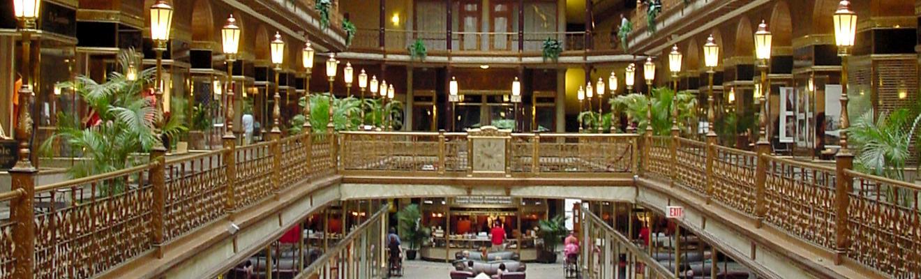 Ξενοδοχεία στην πόλη Κλίβελαντ