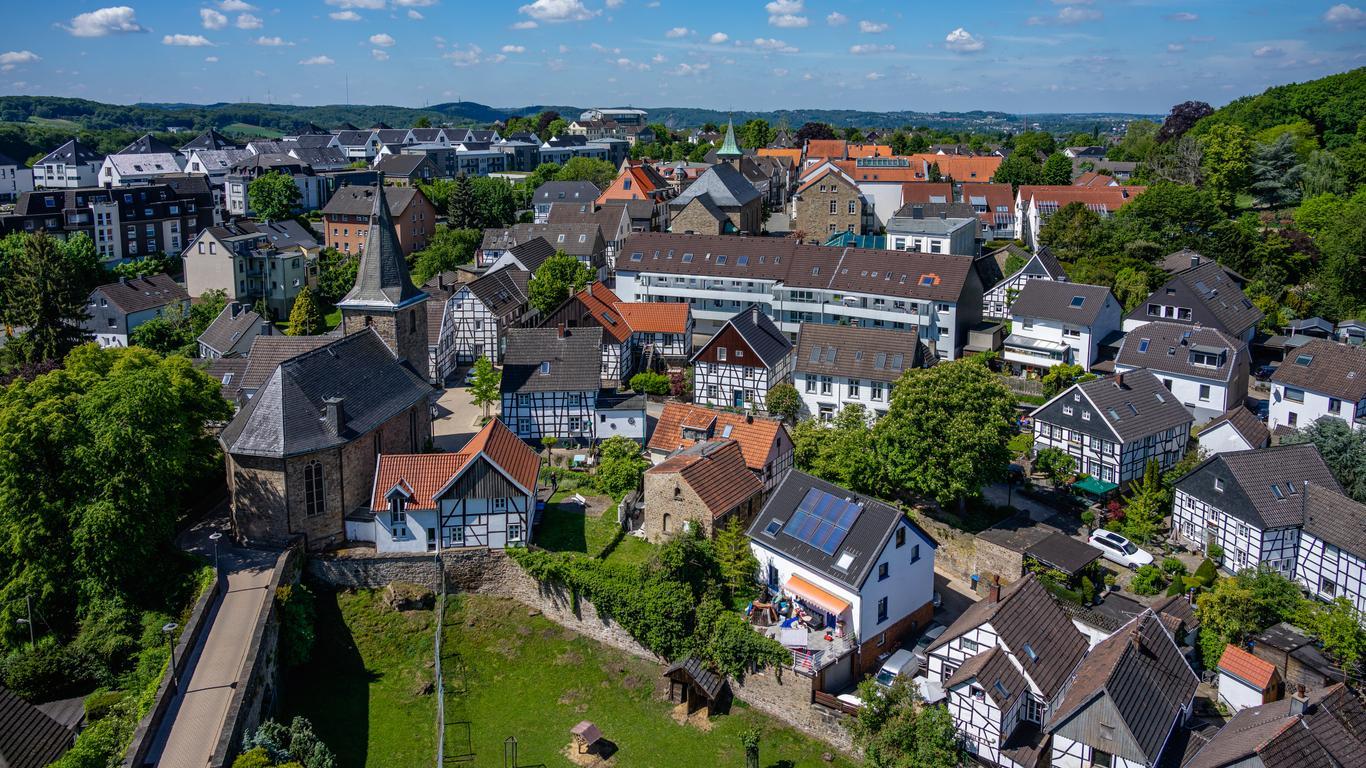 Renta de autos en Hattingen
