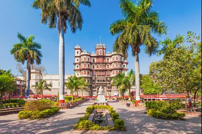Ξενοδοχεία στην πόλη Indore