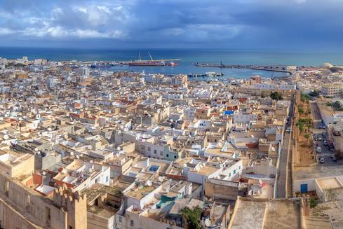 Erbjudanden på hotell i Sousse