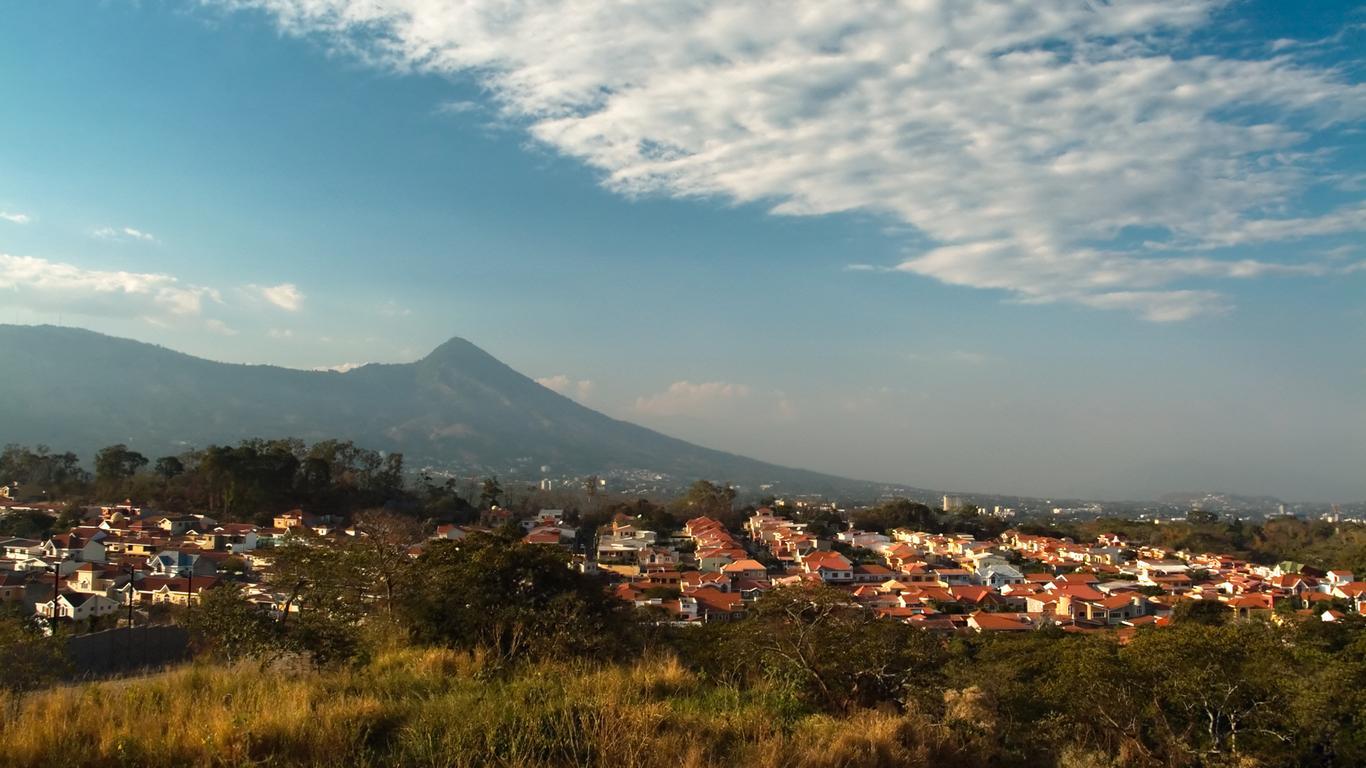 Coches de alquiler en San Salvador