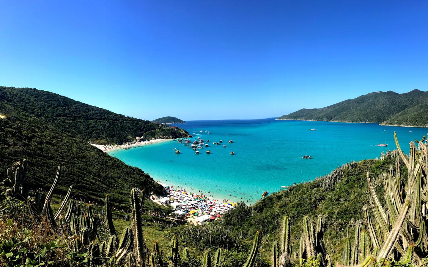 Arraial do Cabo hotellia